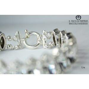 Swarovski Eris Cristal Bracelet Bridal Line - Handmade