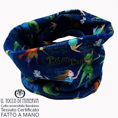 Peter Pan Certified Cotton Baby Collar - Handmade