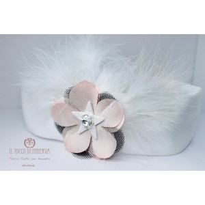 Head band for newborn Minnie - Handmade - HandMade