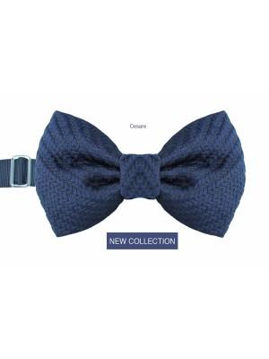 Man Caesar silk high fashion fabric Papillon Linea Sposo - Handmade