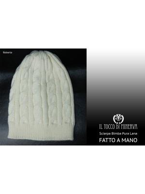 Roberta Panna Baby Hat - Handmade