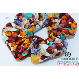 Elastic cotton hair Bubbles - Handmade
