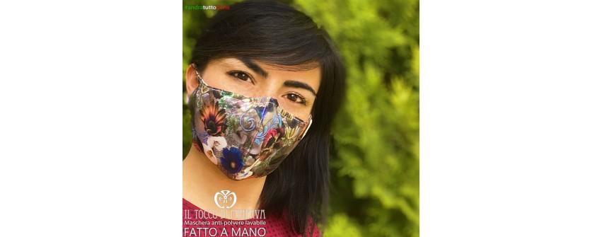 Washable dust mask